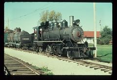 Tuskegee Railroad 101; 2-6-2; Baldwin 19 by San Diego Model Railroad Museum, on Flickr