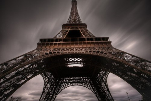 Eiffel Tower by Nick Nieto - www.NickNieto.com - All Rights Reserved