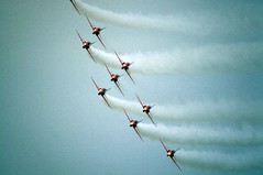 """Red Arrows • <a style=""""font-size:0.8em;"""" href=""""http://www.flickr.com/photos/59278968@N07/6325798564/"""" target=""""_blank"""">View on Flickr</a>"""