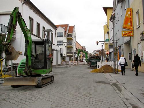 Neue Mitte Ingelheim: Binger-Straße