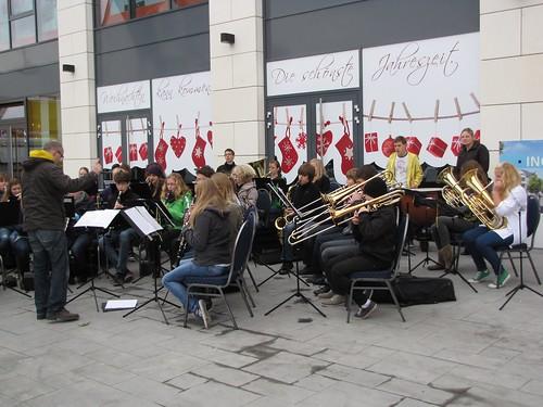 Concert-Band des Sebastian-Münster-Gymnasiums