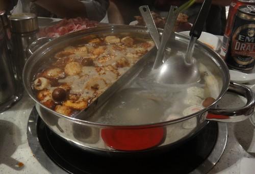 Little Lamb Hot Pot