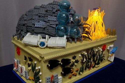 LEGO風之谷
