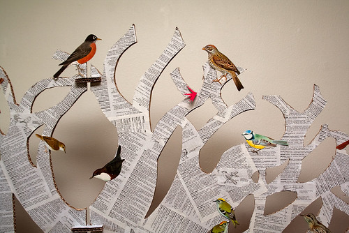 Paper tree-2