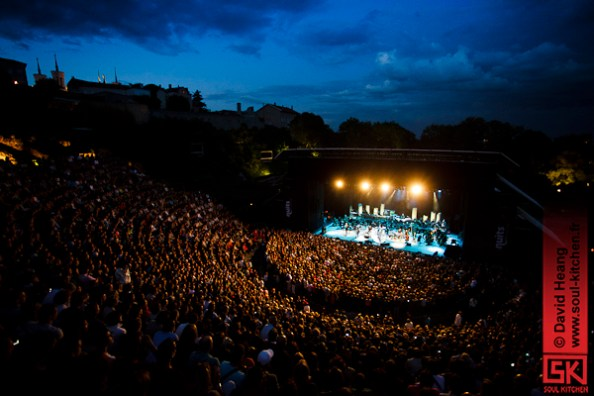 Sting @ Nuits de Fourvire 2011