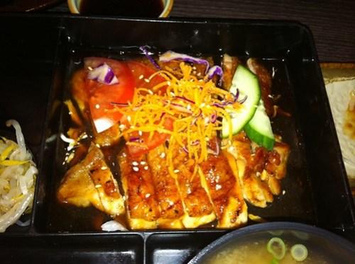 Teriyaki Chicken from Hanami