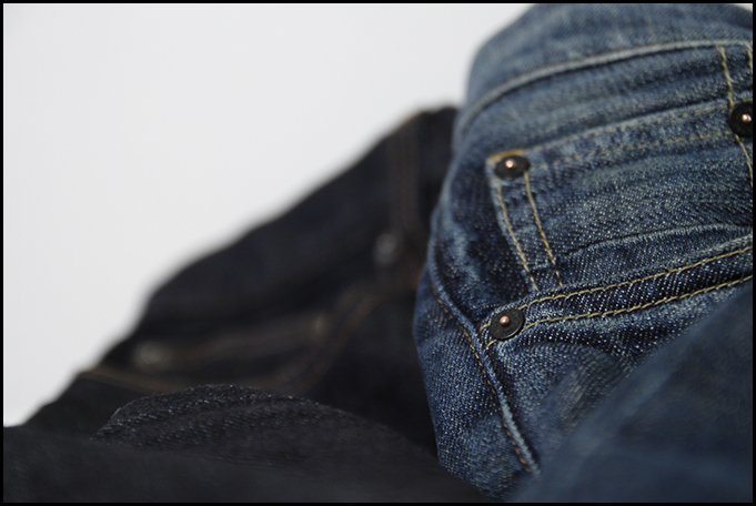 Tuukka13 - New Every Day Denim by Uniqlo T000 SKinny Tapered and Adidas Originals Denim Rekord 8 Bits Blue - 5