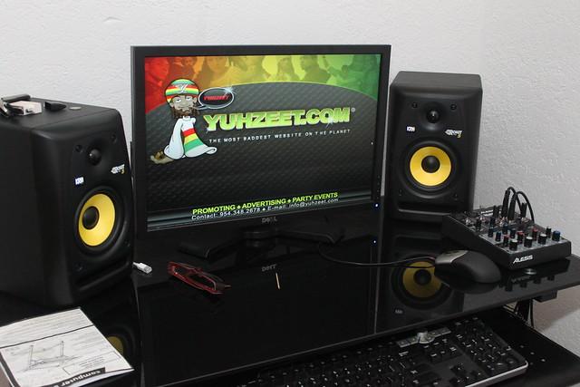 Workdtstation Setup