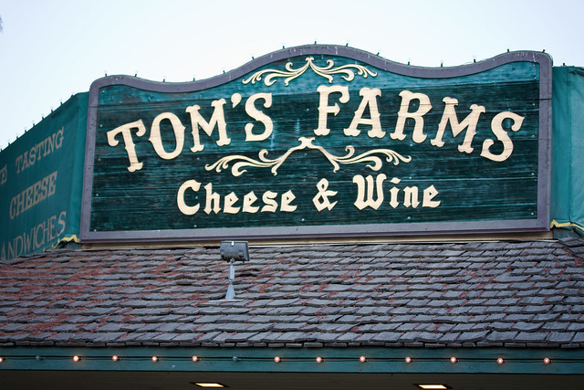 Tom's Farms Cheese & Wine Shoppe
