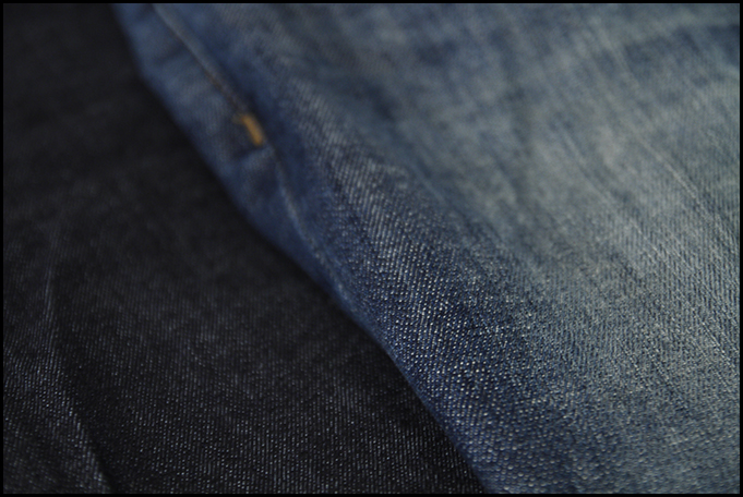 Tuukka13 - New Every Day Denim by Uniqlo T000 SKinny Tapered and Adidas Originals Denim Rekord 8 Bits Blue - 3
