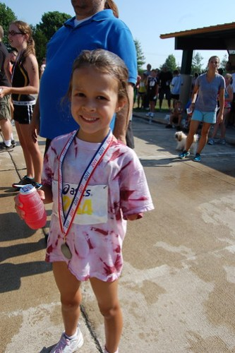 Kid Triathlon 2011