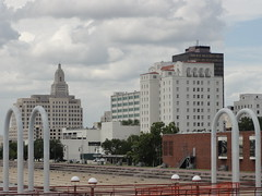 Downtown Baton Rouge, Louisiana