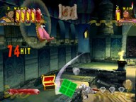 Power Stone - samurai Slash2