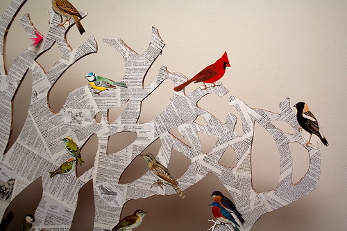 Paper tree-3