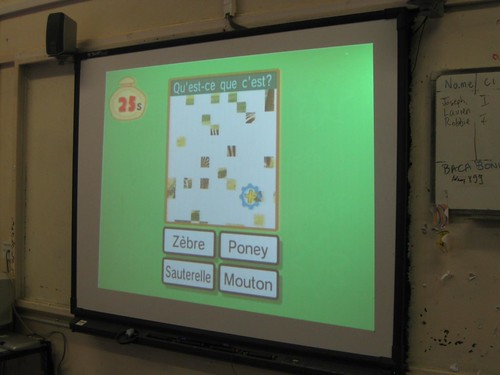 Using a Wii in MFL