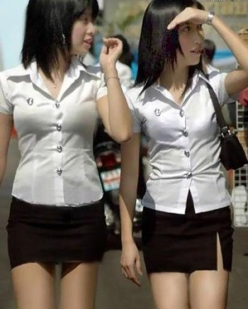 1-School Uniforms in Thailand