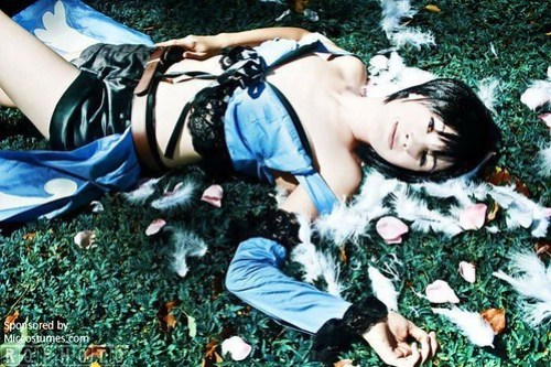 Rinoa Heartilly Cosplay