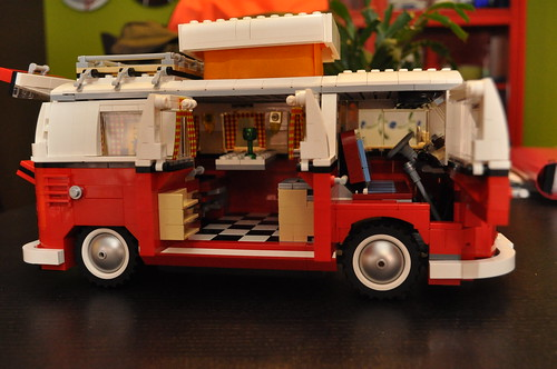 1962 VW Camper Lego thing…