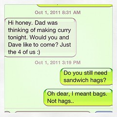 Oh dear autocorrect #autocorrect #funny by Pega.WHORE.us, on Flickr