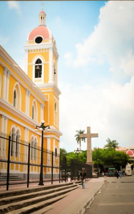 church in granada