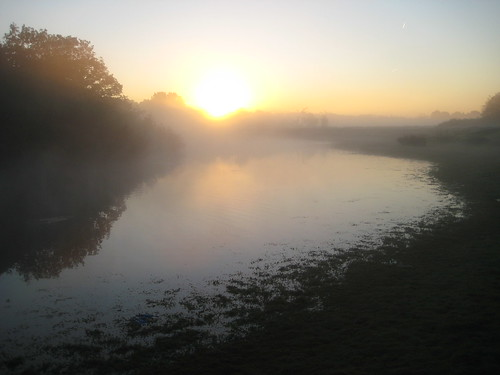 Wanstead Flats Sunrise October 15th