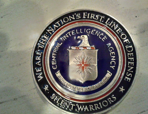 CIA Challenge Coin