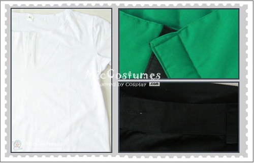 One Piece Roronoa Zoro Cosplay Costume1