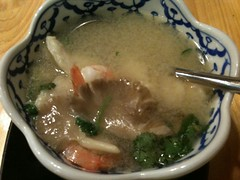 Tom Yam Seafood Clear Soup