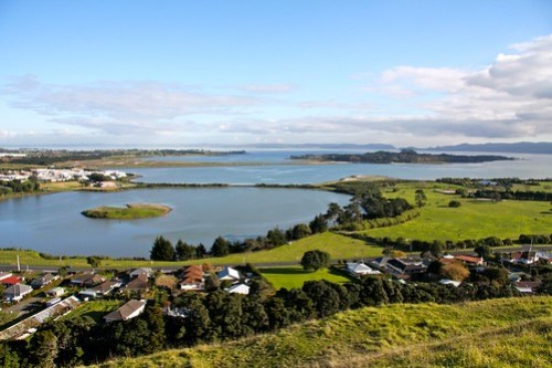 Mangere Lagoon 17 Jun 2010