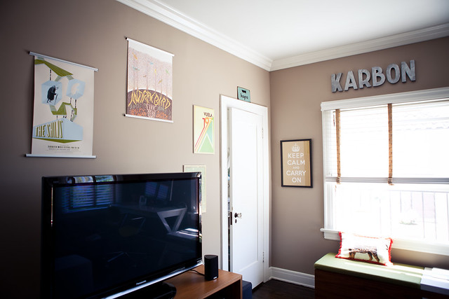 Karbon Branding, TV and Prints