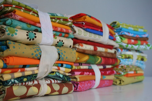 100 Quilts for Kids Bundles by kate @ swim, bike, quilt!