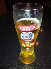 Corona in Polish Glass