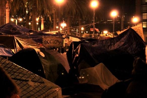 occupy