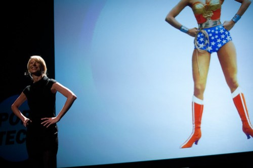 Amy Cuddy - PopTech 2011 - Camden Maine USA