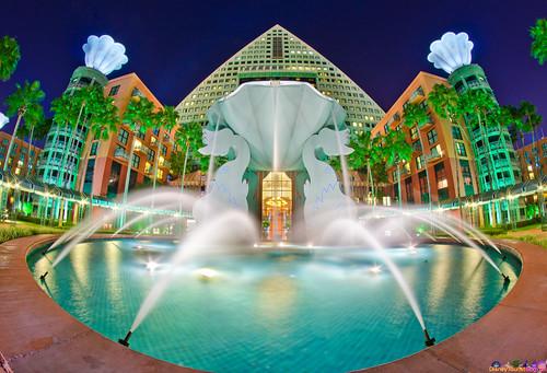 Dolphin Resort at Walt Disney World