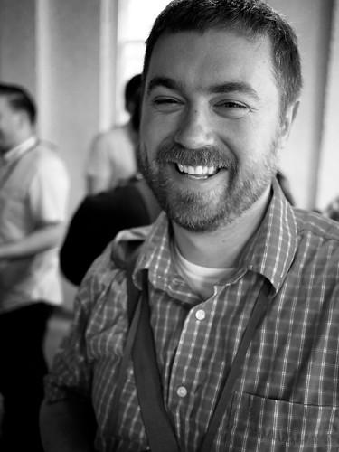 Smiling Sean Coates