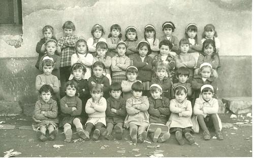 Retrato de escuela