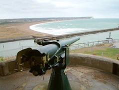 """Newhaven Fort Gun Placement • <a style=""""font-size:0.8em;"""" href=""""http://www.flickr.com/photos/59278968@N07/6325429579/"""" target=""""_blank"""">View on Flickr</a>"""