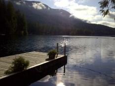 Reader J.M. | Sakinaw Lake | Sunshine Coast, BC | 10:54am