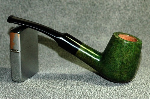 Third pipe finished tonight.