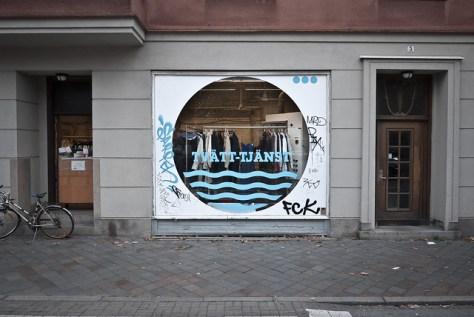Tvätt-tjänst, Malmö [11-11-11]