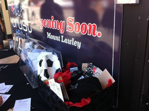 Crust Mount Lawley is coming soon...