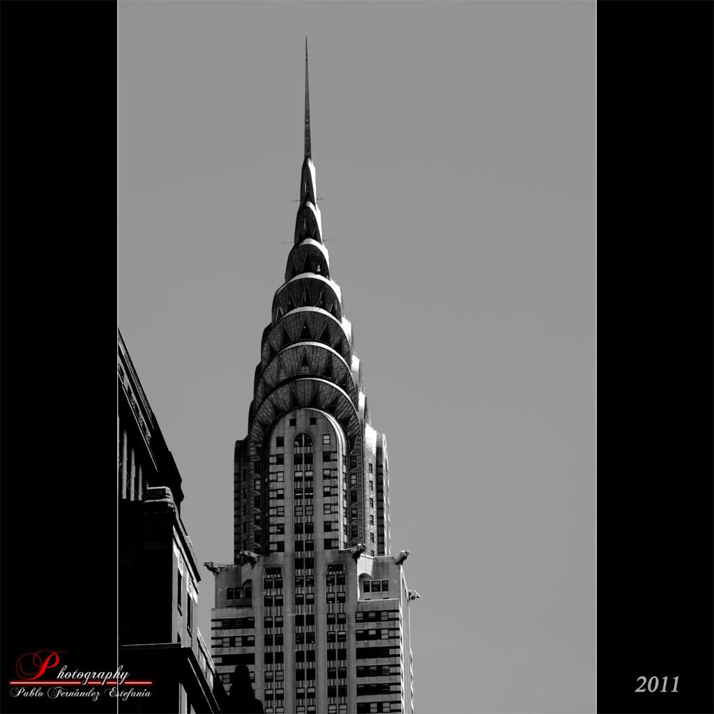 L Chrysler Building