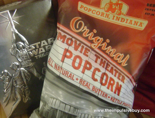 Popcorn, Indiana Movie Theater Popcorn