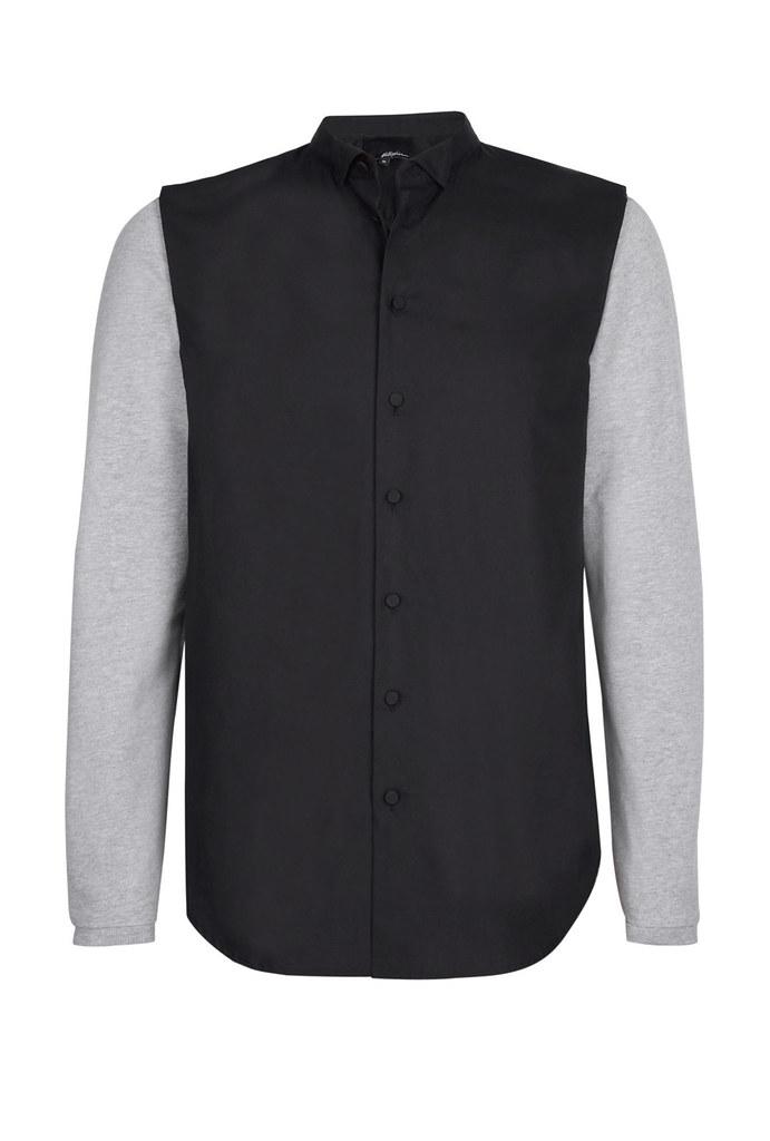 31 Phillip Lim Black Sport Sleeve Tuxedo m4_806438