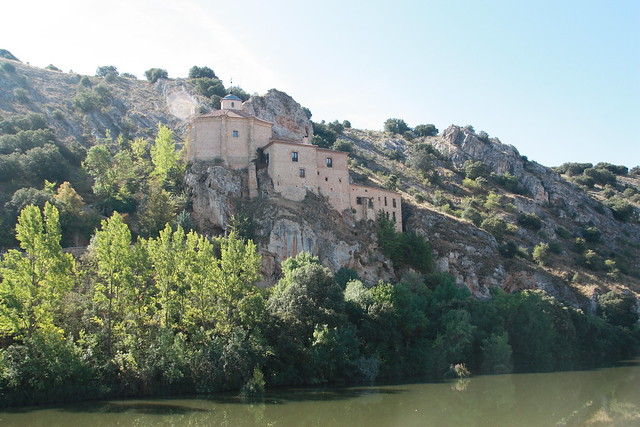 Soria: Ermita de San Saturio