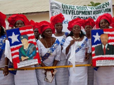 Faces of Liberia – Together Liberia – Ken Harper