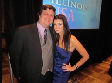 2012 Teen & Miss Illinois USA