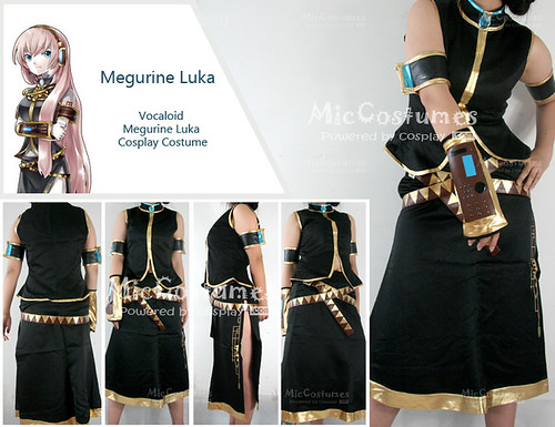 Vocaloid Megurine Luka Cosplay