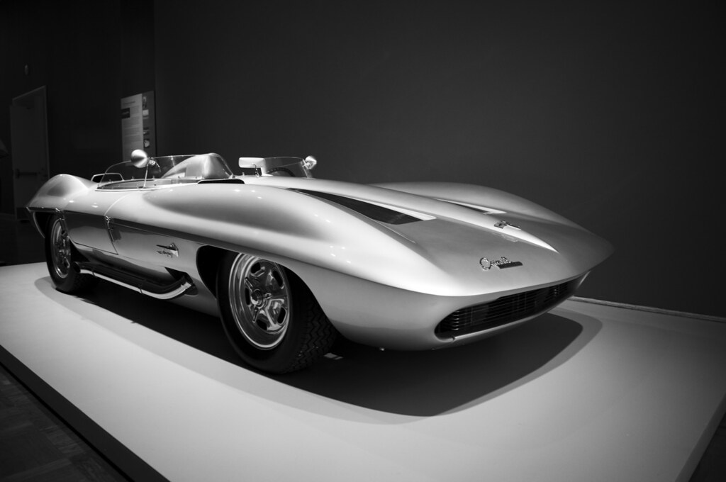 1959 Chevrolet Corvette Sting Ray Prototype - III
